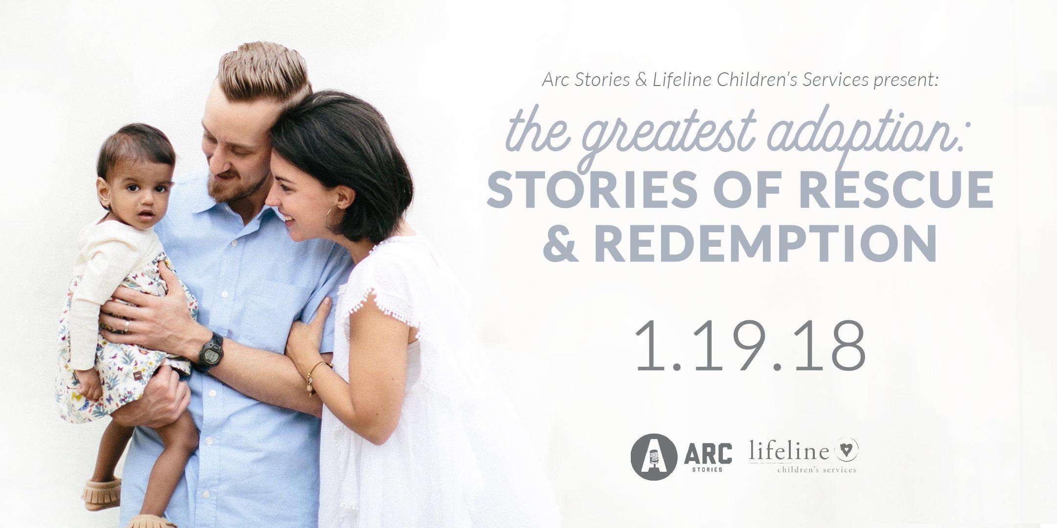 Arc Stories 2017_Lifeline Web Header